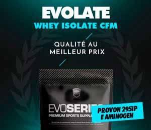 Whey Isolate CFM