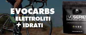 Evocarbs HSN Sports