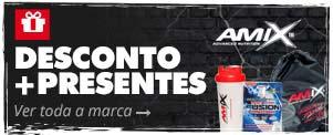 Descontos + Presentes Amix
