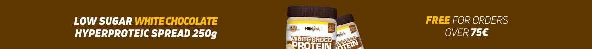 WHITE CHOCO PROTEIN SPREAD