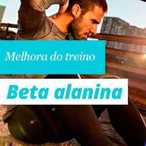 Beta Alanina e a melhora do treino