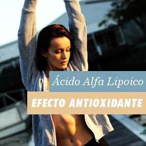 Efecto antioxidante del Ácido Alfa Lipoico