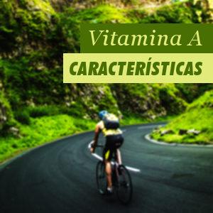Características Vitamina A