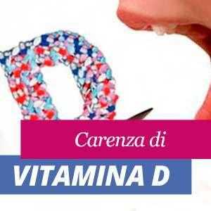 La falta de vitamina D
