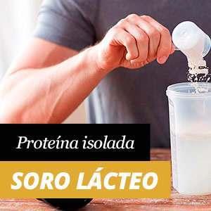 Proteína de soro isolada