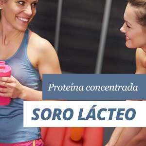 Proteína de soro de leite concentrada
